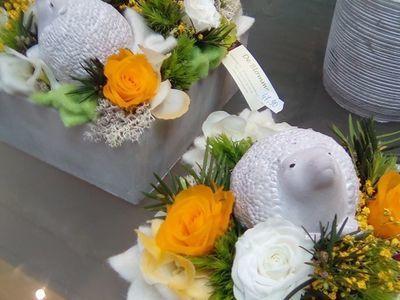 Bloemsierkunst De Blomme - Bloemstukken